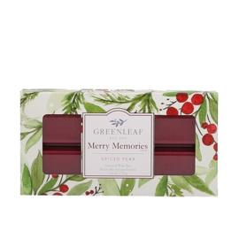 Merry Memories Wax Bar