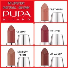 I' M  Lipstick Natural - Brown