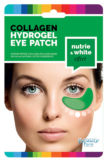 Hydrogel Eye Patch Nutri & White