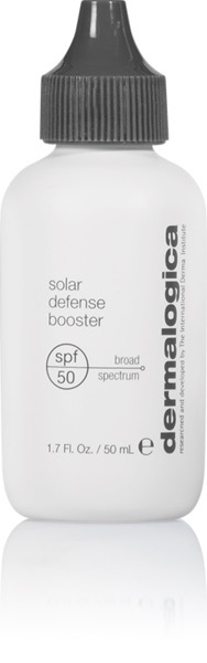 Solar Defense Booster SPF 50.    Alle huidtypen.
