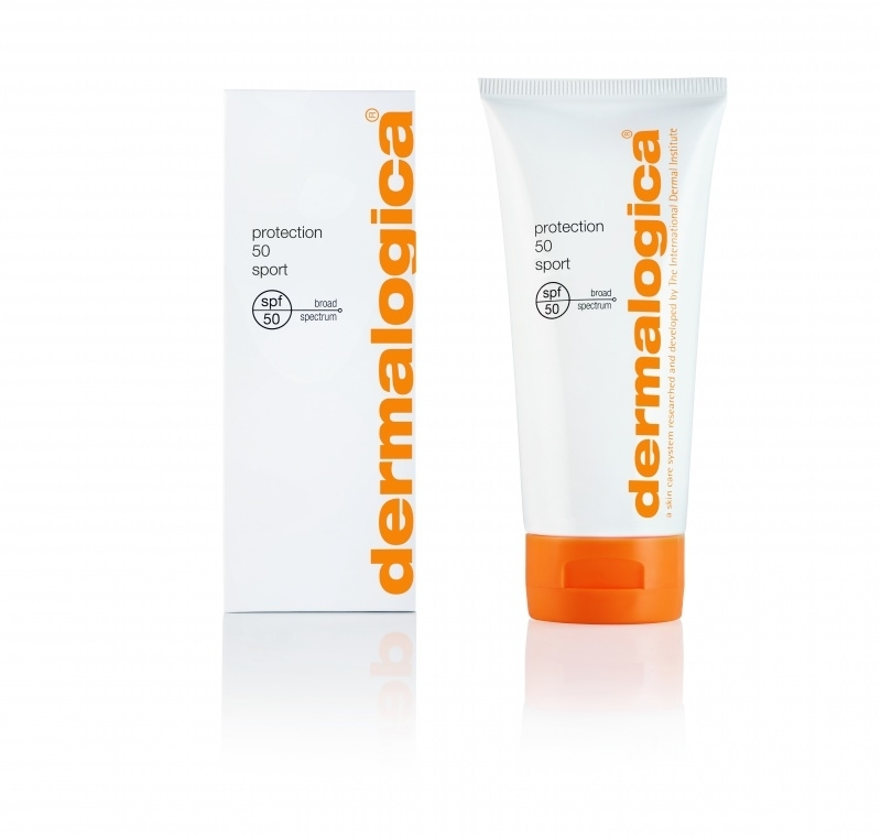 Protection SPF 50 Sport.