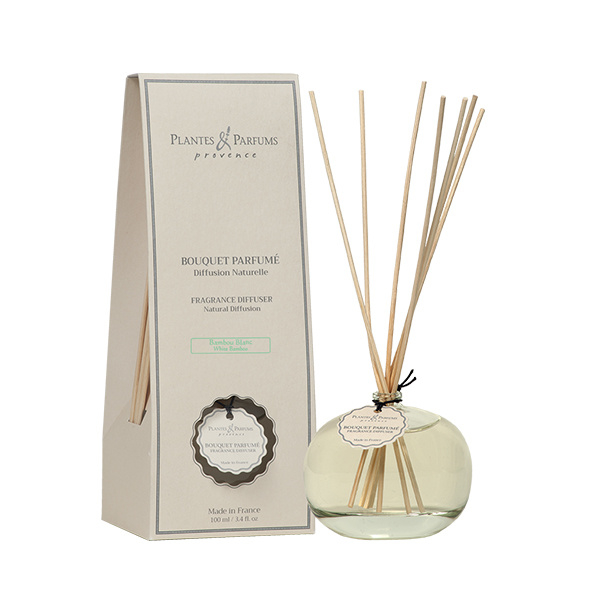 Reed Diffuser White Bamboo