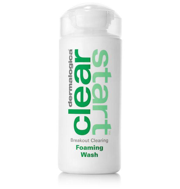Dermalogica Clear Start Washing Foam     Jonge tiener huid.  180 ml.