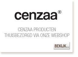 Cenzaa in de webshop