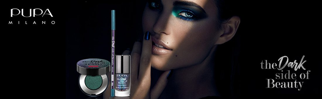 Pupa the Dark Side of Beauty make up