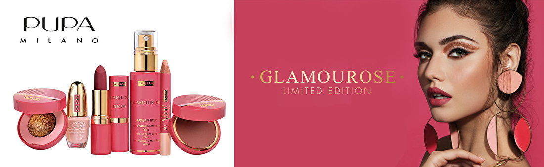 Pupa Glamourose make up