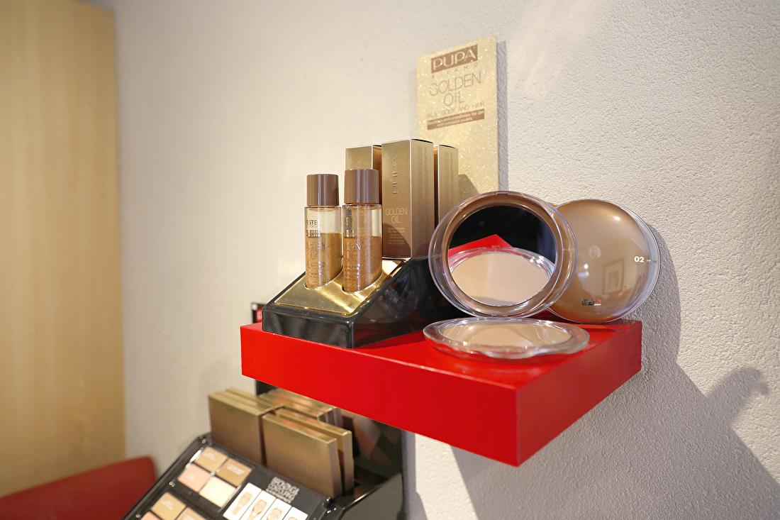 Pupa milano makeup