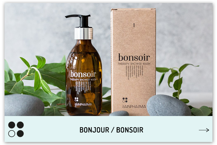 Shop Rainpharma Bonjour / Bonsoir