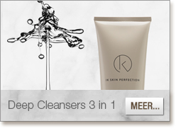 IK SKIN PERFECTION Deep cleansers