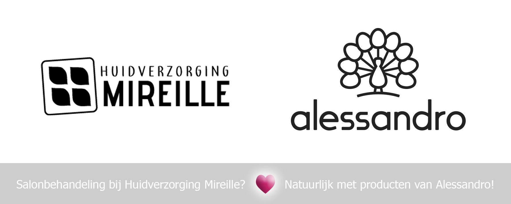 Salon Mireille gebruikt Alessandro verzorgingsproducten