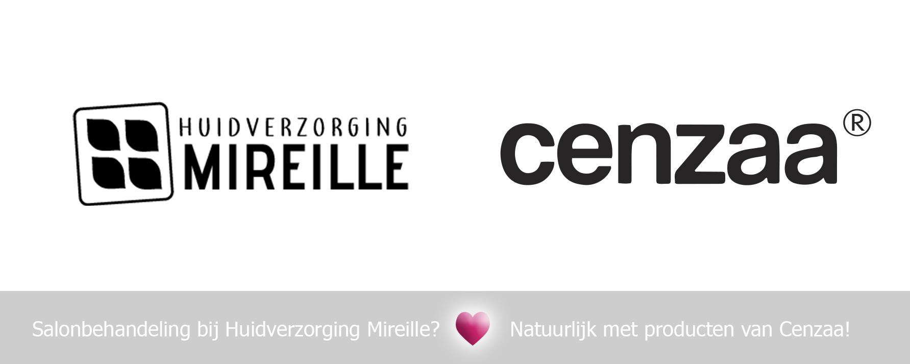 Salon Mireille gebruikt Cenzaa verzorgingsproducten