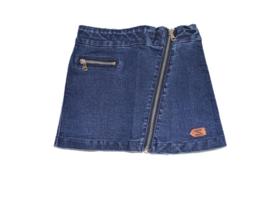 Zero Jeans rokje met rits (maat 152/158)