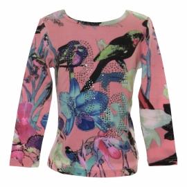 Zero Jeans longsleeve birds Maat 92/98