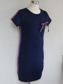 Zero Jeans jurk Bies (navy)
