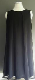 Dxel zwarte jurk