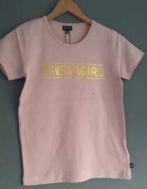 Kids up shirt roze