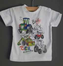 Knot so bad shirt tractor wit