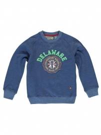 Ebound sweater navy maat 164