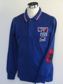 Rugby Seven elbowpadges blauw