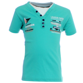 Tom & Jo t-shirt  (mint) maat 92
