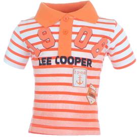 Lee Cooper Polo shirt ( Oranje)