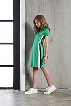 Dxel jurk bies ( groen)