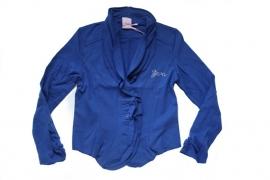 Zero Jeans blazervestje blauw Maat 152/158