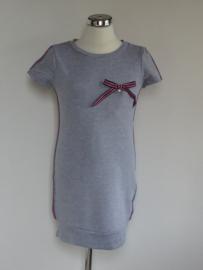Zero Jeans jurk Bies (grijs)