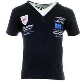 Tom & Jo t-shirt  (zwart) maat 98
