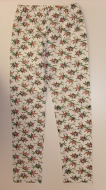 Legging bloemetjes maat 110