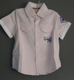 Ebound blouse roze