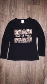 Zero shirt love paris