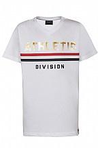 Dxel shirt streep wit