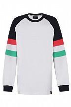 Dxel shirt sporty wit