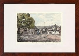 Den Haag Paleis Noordeinde