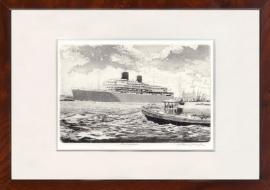 Rotterdam SS Willem Ruys