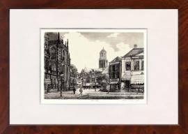 Zwolle Kerkplein