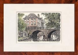 Utrecht Lijnmarktbrug