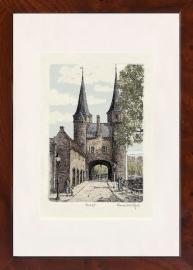 Delft Oospoort staand