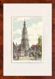 Breda Onze Lieve Vrouwe kerk
