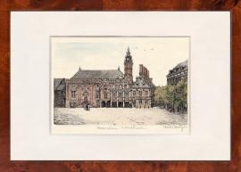 Haarlem Stadhuis