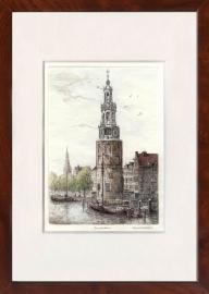 Amsterdam Montelbaan toren