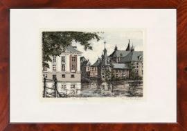 Den Haag tortentje + Mauritshuis