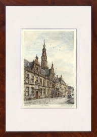 Leiden  Stadhuis