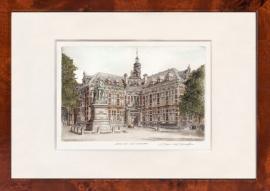 Utrecht Academie gebouw