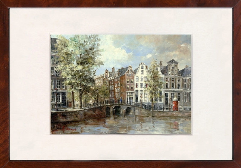 Amsterdam Gouden bocht