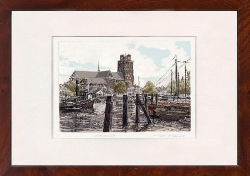 Dordrecht nieuwe haven