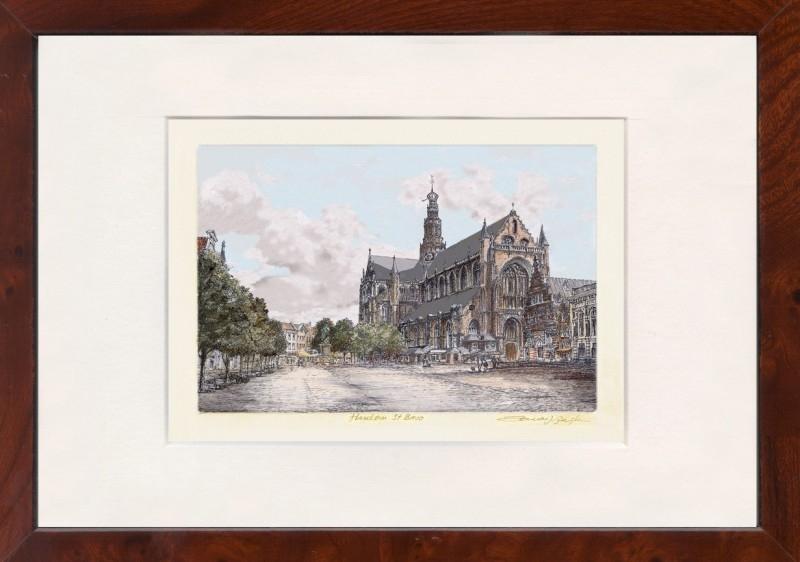 Haarlem St. Bavo