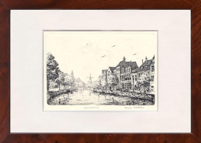 Schiedam Lange haven