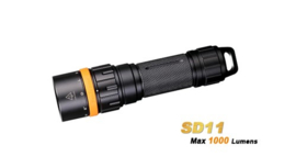 Fenix SD11 Diving & Photography flashlight